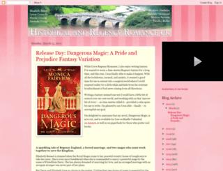 historicalromanceuk.blogspot.com screenshot