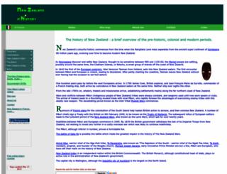 history-nz.org screenshot