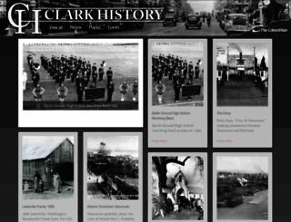 history.columbian.com screenshot