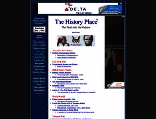 historyplace.com screenshot