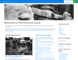 hitchcockwiki.com screenshot