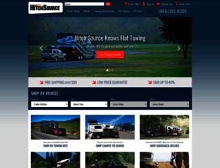 hitchsource.com screenshot