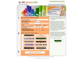 hitcounters.info screenshot