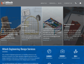 hitechengineeringservices.com screenshot