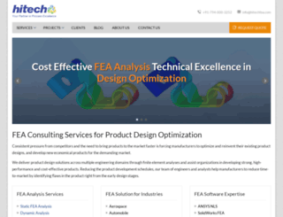 hitechfea.com screenshot