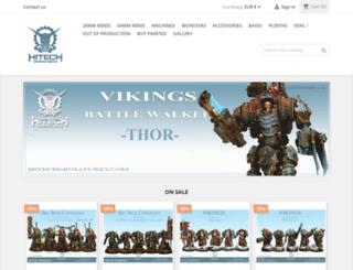 hitechminiatures.com screenshot
