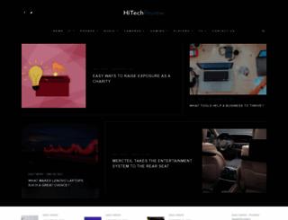 hitechreview.com screenshot