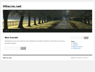 hitecno.net screenshot