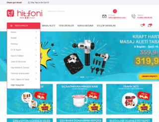 hitfoni.com screenshot