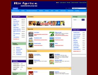hitigrice.com screenshot