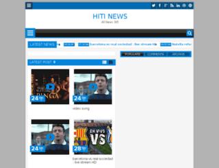 hitinews.blogspot.in screenshot