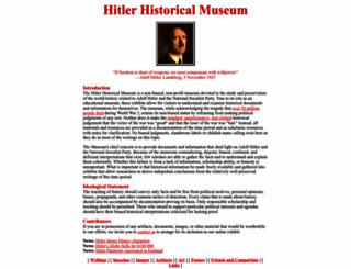 hitler.org screenshot