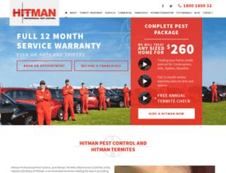 hitman.com.au screenshot
