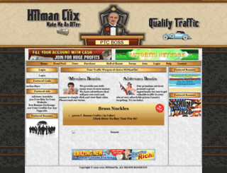 hitmanclix.info screenshot