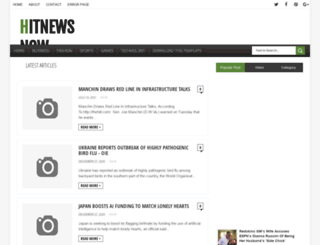 hitnewsnow.blogspot.com screenshot