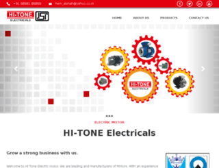 hitonemotor.com screenshot