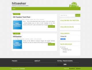 hitseeker1.blogspot.com screenshot