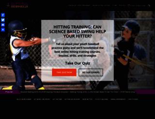 hittingperformancelab.com screenshot