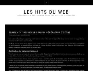 hitweb.org screenshot
