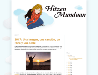 hitzen-mundua.blogspot.com screenshot