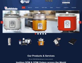 hiwinindia.com screenshot