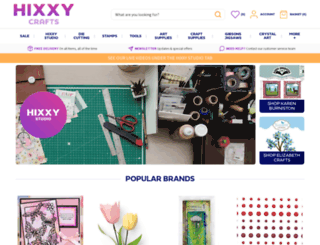 hixxysoft.com screenshot