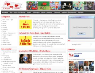 hizli-kilo-vermek.com screenshot