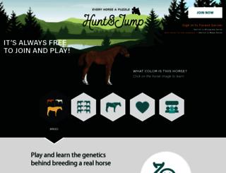 hj2.huntandjump.com screenshot