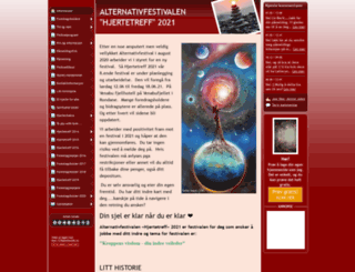 hjertetreff.com screenshot