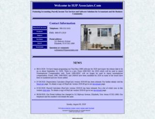hjpassociates.com screenshot