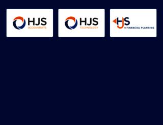 hjssolutions.co.uk screenshot