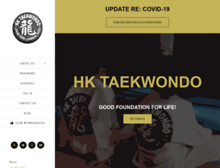 hk-tkd.com screenshot