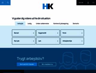 hk.dk screenshot