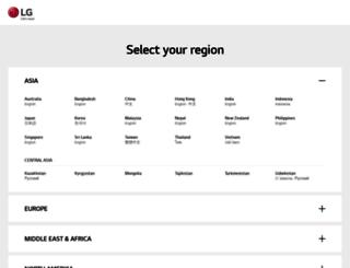 hk.lgservice.com screenshot