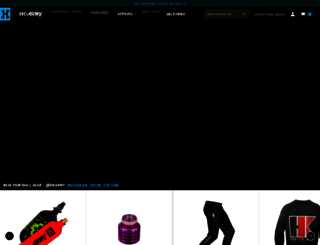 hkarmy.com screenshot