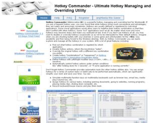 hkcmdr.anymania.com screenshot