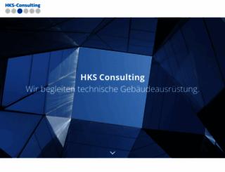 hks-consulting.de screenshot