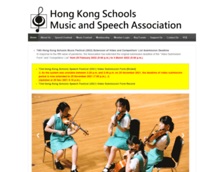 hksmsa.org.hk screenshot