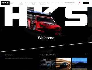 hksusa.com screenshot