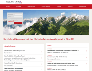 hl-maklerservice.de screenshot
