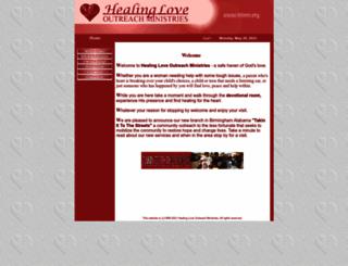 hlom.org screenshot