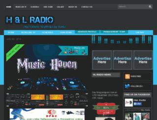 hlradiobd.com screenshot