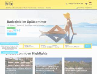 hlx.com screenshot