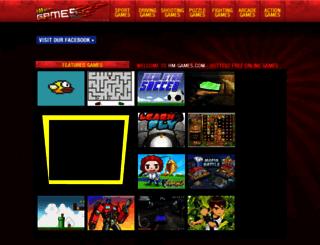 hm-games.com screenshot