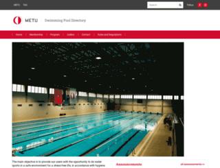 hm.metu.edu.tr screenshot