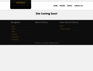 hmdbo.com screenshot