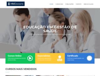 hmdoctors.com screenshot