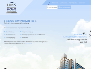 hms-kohl.de screenshot