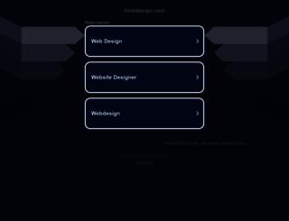 hmsdesign.com screenshot