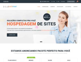 hmwebhost.com screenshot